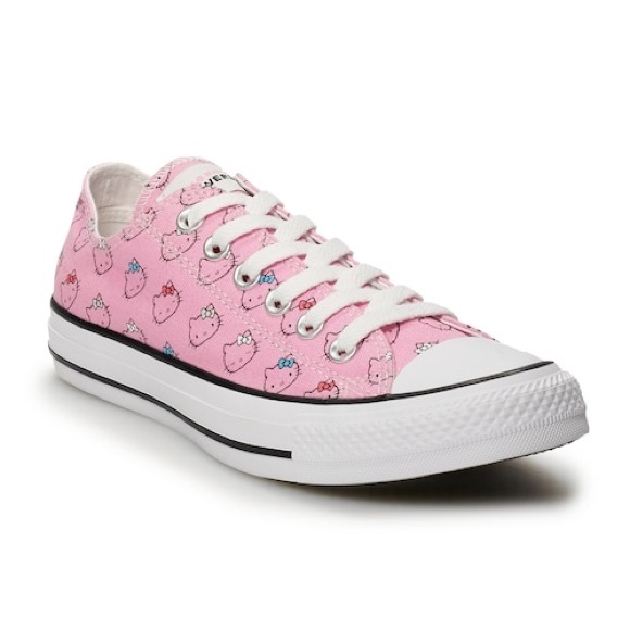 converse all star hello kitty